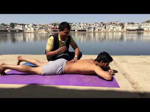 World's Best Full Body Massage @Pushkar Lake India Part-1  4K