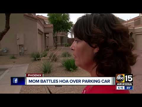 Xxx Mp4 Mom Battles HOA Over Deployed Son S Parked Car 3gp Sex