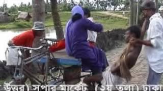 Dui Batpar ~ Poltu O Mostak 1এত মজার ভিডিও কমই দেখছি জীবনে। হাসি আর হাসি
