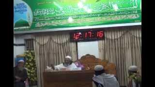 Allama Sah Ahmed Shafi's Speech About Ahle Hadith