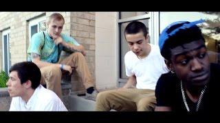 Raw Cypher (Remix) - SQUALE x TravieBoy x Cruz x Luciiid (Official Video)