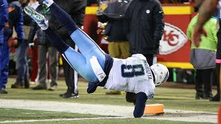 10 INSANE Quarterback Catches You HAVE To See