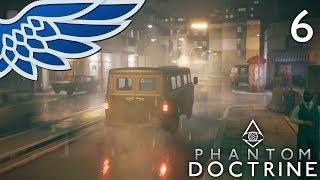 PHANTOM DOCTRINE | Silent Capture Part 6 - Cold War Xcom Let