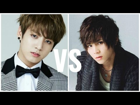 Download K-Pop VS J-Pop (Boy Groups) (2016)