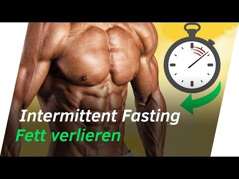 Abnehmen ohne Muskeln zu verlieren? INTERMITTENT FASTING- Das 16/8 Leangains Prinzip