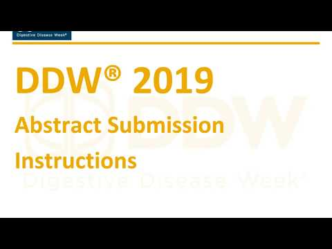 Xxx Mp4 DDW 2019 Abstract Submission Tutorial 3gp Sex