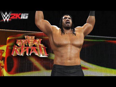 WWE 2K16 - The Great Khali makes his Return (PS4/XBOX ONE)