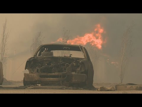 Fort McMurray wildfire A timeline of a disaster