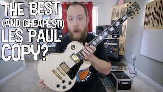 The Best (And Cheapest) Les Paul Copy? Burny Les Paul!