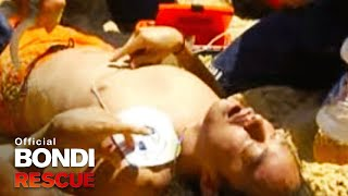 'Taka' Back From Dead! | Bondi Rescue