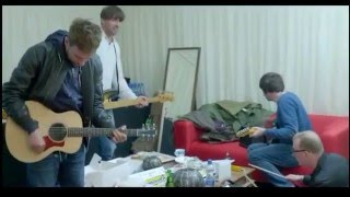 Blur - Out Of Time (backstage, New World Towers)