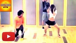 Tiger Shroff And Disha Patani's Hot Dance | Video | Bollywood Asia