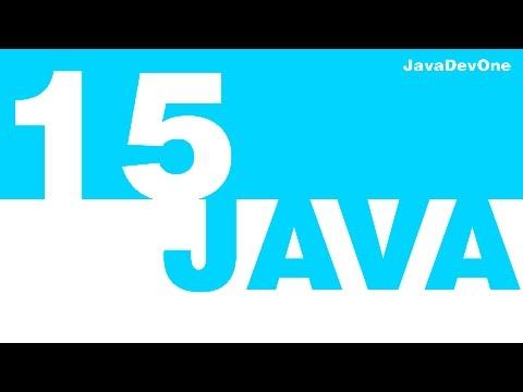 15 Cosas increíbles hechas en Java