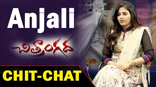 Chit Chat With Anjali || Chitrangada || Sakshi Gulati || Vanitha TV