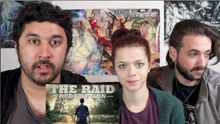 THE RAID: REDEMPTION MOVIE REVIEW!!!