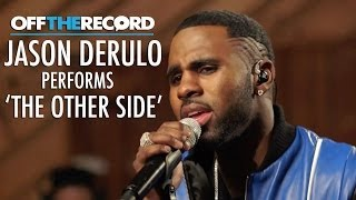 Jason Derulo Performs 'The Other Side' Acoustic - Off The Record