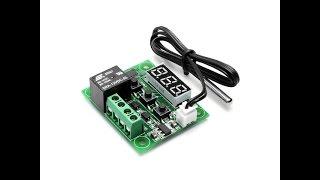 Dijital termostat bağlantısı ve ayarı
