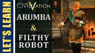 The Filthy Tutor Civilization V Sweden vs Deity 12