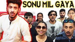 Reply Of Sonu' On Sonu Song (Gujrati Ver.) | Sonu Tuza Mazyavar Bharosa Nay Kay | Sonu Song