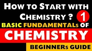 Basic Fundamental Concepts of Chemistry Part-1 for Beginners | Useful for SSC CHSL