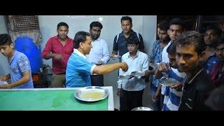 Raju Pani Puri indian street food Nagpur (16 types of pani puri)