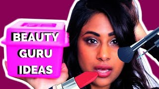 Youtube Ideas For Girls 💋 30 FIRST VIDEO IDEAS FOR BEAUTY GURUS