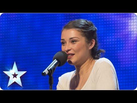 Alice Fredenham singing My Funny Valentine Week 1 Auditions Britain s Got Talent 2013