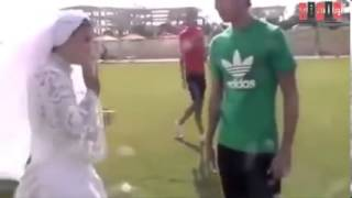 crazy Egyptian girl Ask Her BF For Marry Her Watch His reaction HD    FailArmy 2014