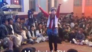 یک رقص عربی