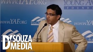 D'Souza Fires Up High School Conservatives At The Reagan Ranch