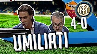 Direttastadio 7Gold - (ROMA INTER 4-0) UMILIATI