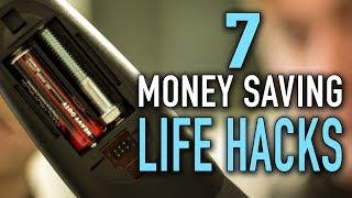 7 Money Saving Life Hacks You Should Know