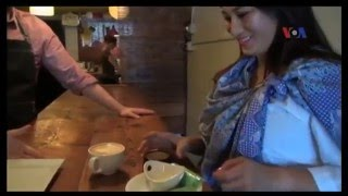 Kopi Coffee House: Kedai Kopi Indonesia Milik Warga AS di Portland, Oregon - Liputan Feature VOA