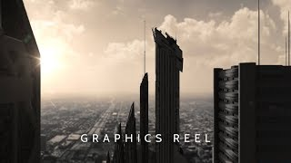Capture 1 Studios - Animation Reel 2018