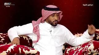 سامي الجابر - منعت أنا ومحمد الدعيع من دخول نادي الهلال وهذه تفاصيل زيارتي له #برنامج_الخيمة
