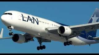 Musica Embarque Lan Airlines, sin ruidos