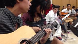 KID SINGS AMAZING!!!!