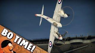 """War Thunder - Hornet Mk.III """"Naval Hunks?"""""""