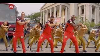 Gujarat Lions v Royal Challengers Bangalore connected by Jio Digital Life