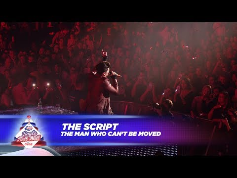 Download The Script - 'The Man Who Can't Be Moved' - (Live At Capital's Jingle Bell Ball 2017) free