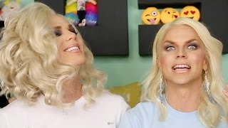 MY DRAG QUEEN MAKEOVER FT. COURTNEY ACT
