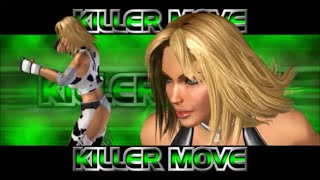 Rumble Roses XX - Dixie Clemets Killer Move (Psycho Driver)