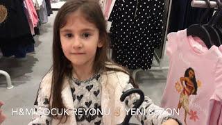 Vlog: H&M çocuk yeni sezon favorileri / boş kumpir