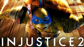 Injustice 2: How To Play The Ninja Turtles