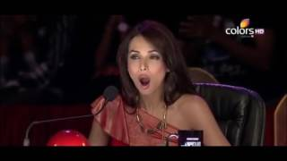 Indias got talent 2016  funny fart episode