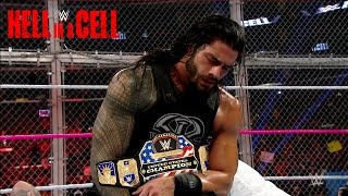 WWE Hell In A Cell 2016 Full Show Predictions Game! Roman Reigns Retains!
