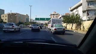 رانندگی دیوانه وار در ایران و درسهایی برای بهبود فرهنگ رانندگی