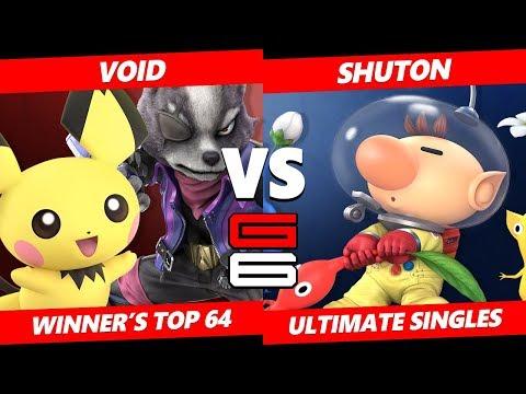 Xxx Mp4 Genesis 6 SSBU CLG VoiD Pichu Wolf VS SST Shuton Olimar Smash Ultimate Winner S Top 64 3gp Sex
