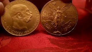 Large Gold Coins