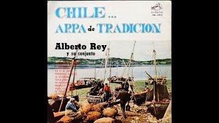 ALBERTO REY Arpa de tradición full album